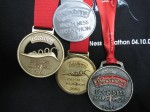 4 years medals