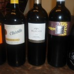 The fabulous wines tasted at La Gran Cata Chez Nous!