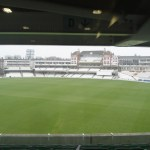 The Oval - Home of Cricket, but also the Liberty Portfolio Tasting 2015.