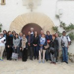 An excellent visit at Cava Llopart - enjoyed by the whole group!
