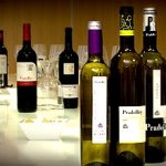 Impressive selection of wines from Bodegas Prado Rey!