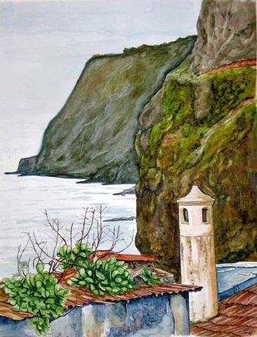 Ponta Delgardo, Madeira