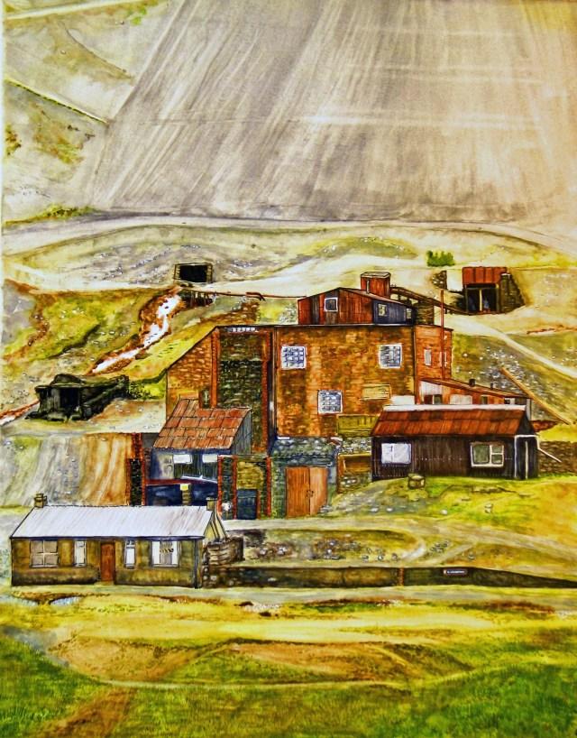 Force Crag Mine, Coledale