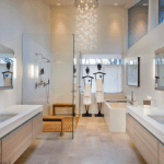 corian bathroom