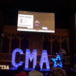 Stefan Thomas at CMA Live 2017