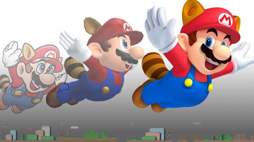 Super Mario Bros coliseu geek