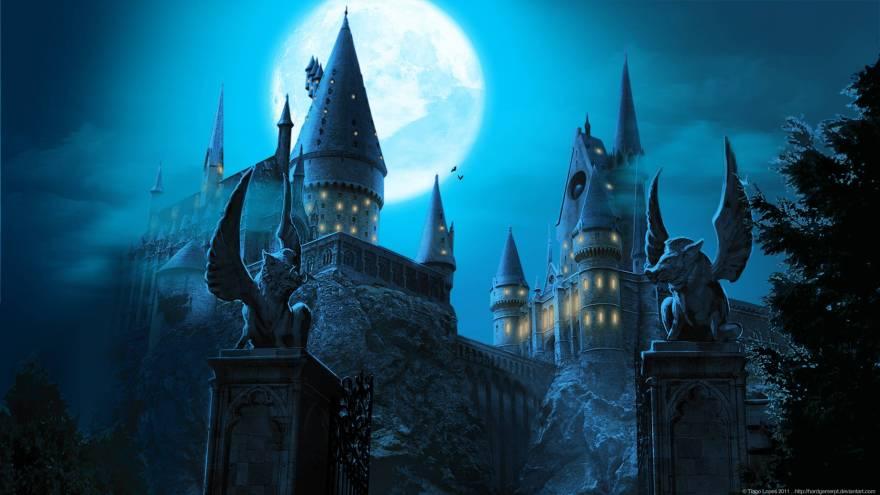 Descargar fondo de pantalla de Harry Potter Hogwarts