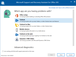 MS Support 1