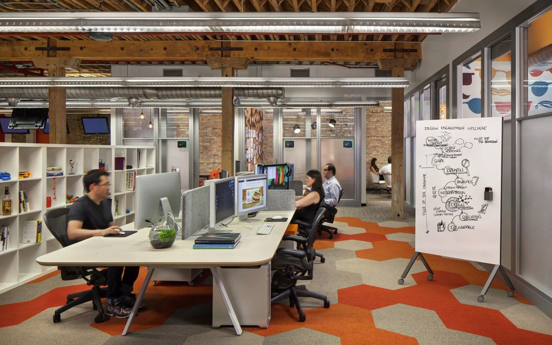 Three practical tips for a more collaborative workplace.