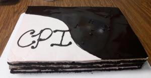 The incredibly delicious cake that Heidi Teoh made for the Final Recital of the Collaborative Piano Institute!