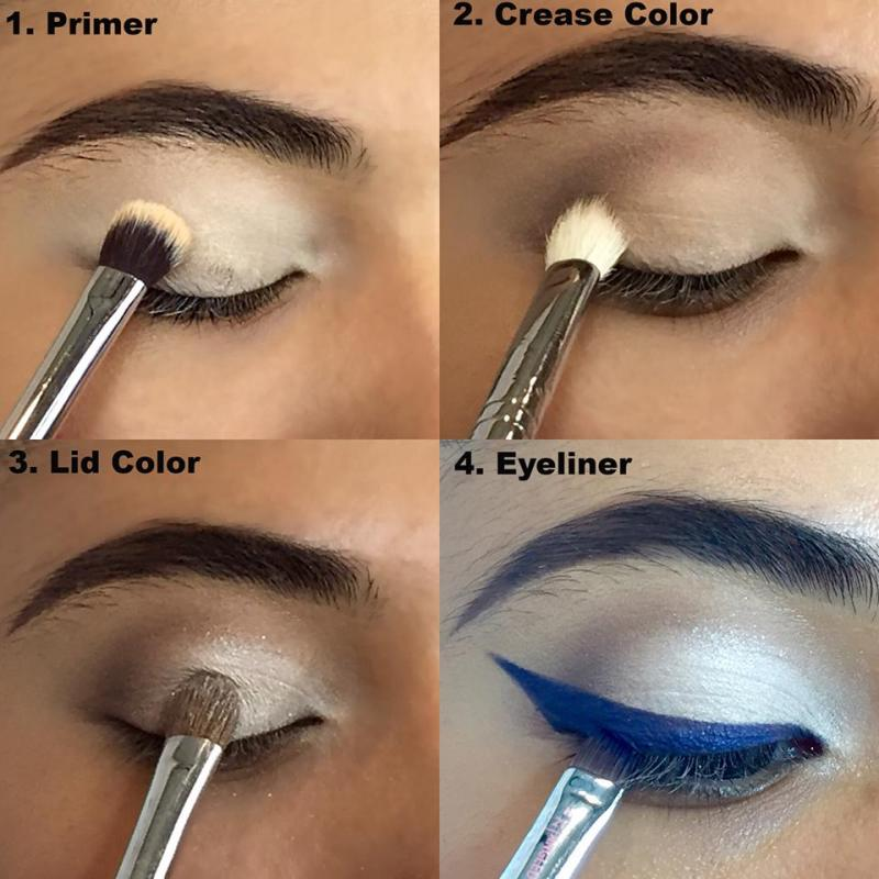 Glam Makeup Tutorial 2018 Makeupsite