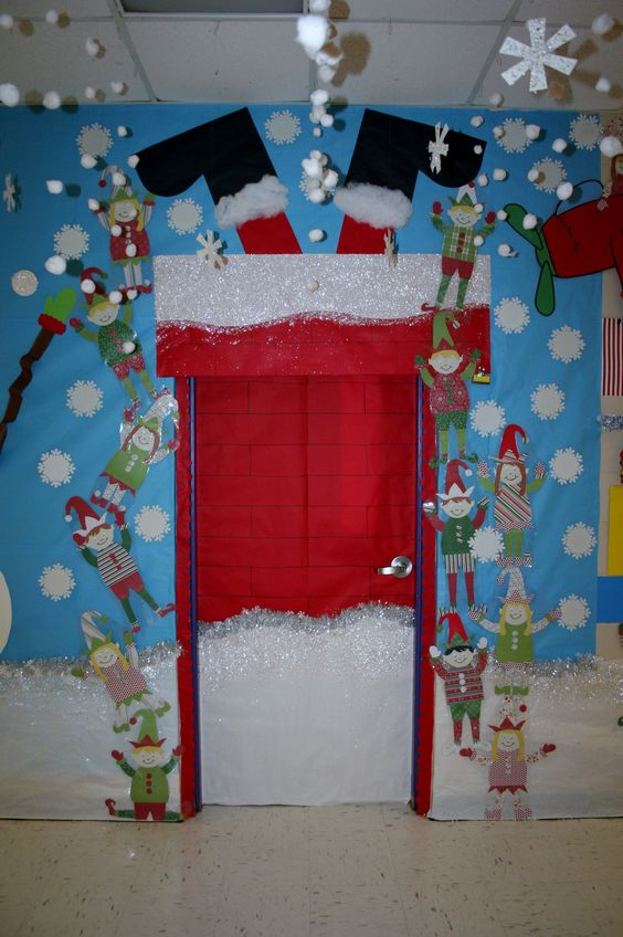 Pole House Reindeer Santa North