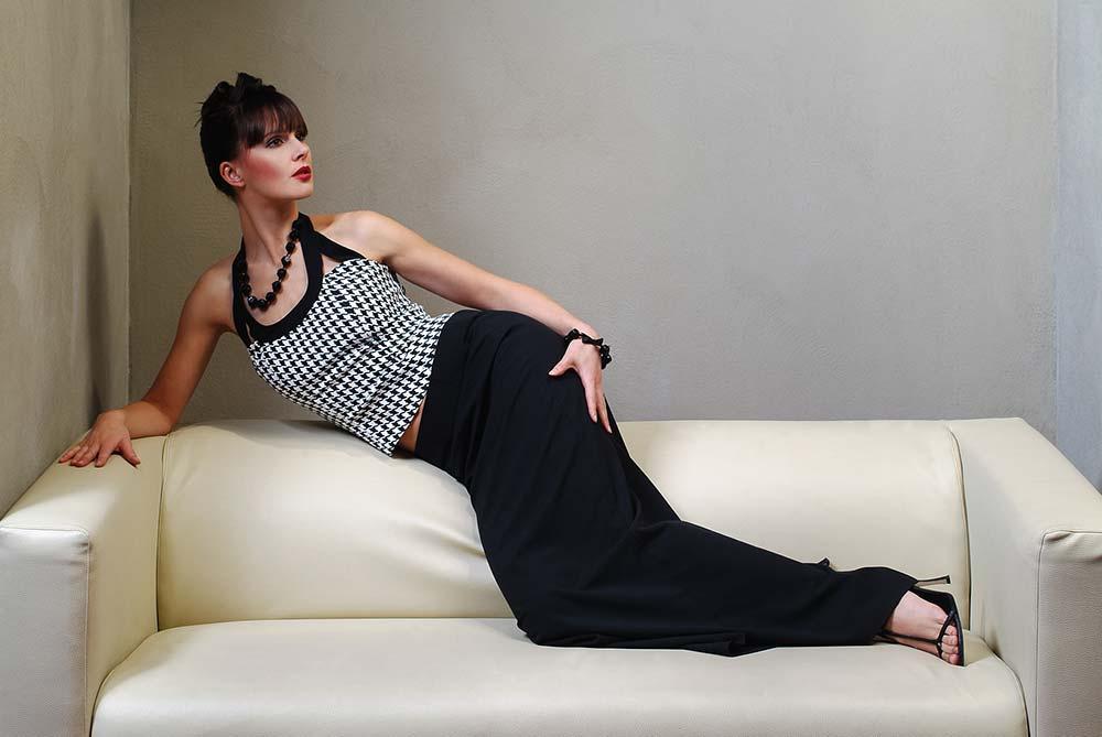 Regina módní foto Roi Ford