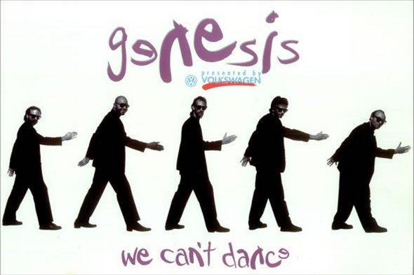 Genesis - We Can't Dance