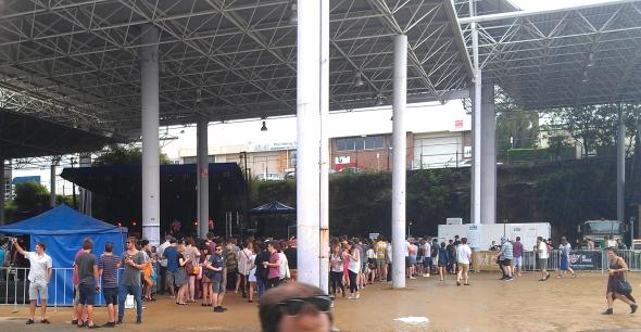 Laneway Festival 2, Brisbane 2012