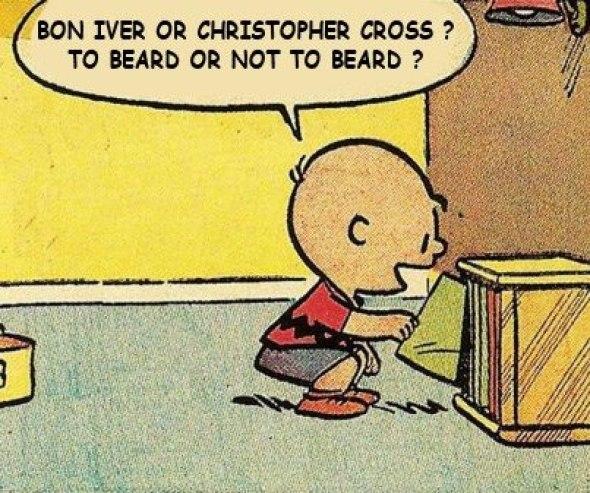 Charlie Brown bon iver