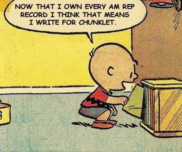 Charlie Brown chunklet