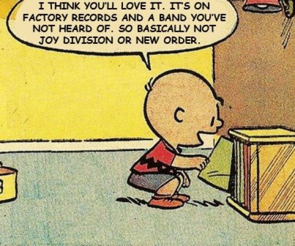 Charlie Brown factory records