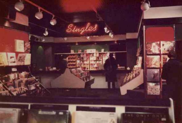 HMV store, Coventry