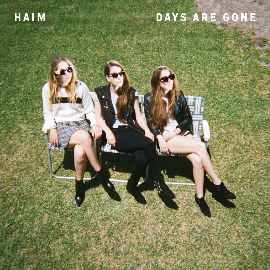 Haim - Days Are Gone (Columbia)
