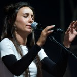 Amy Shark @ Laneway 2018, RNA Showgrounds, Brisbane, Saturday 10 February 2018