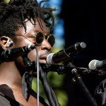 Moses Sumney @ Laneway 2018, RNA Showgrounds, Brisbane, Saturday 10 February 2018