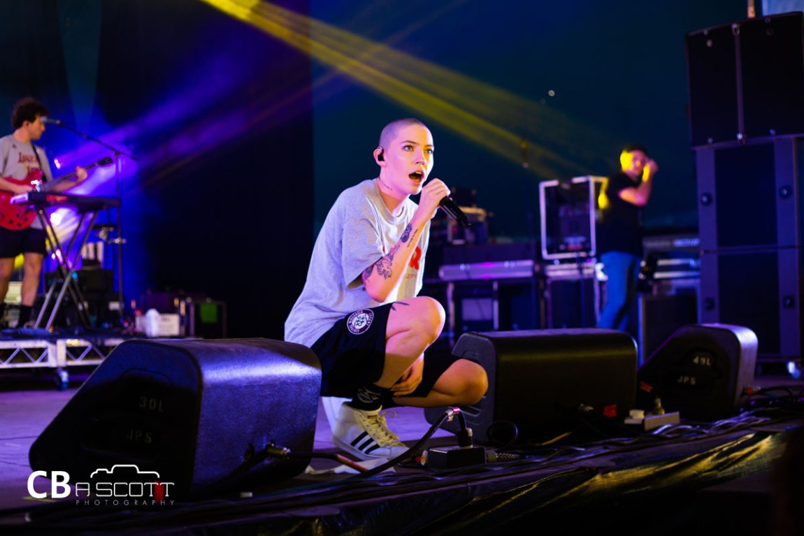 Bishop Briggs - Falls Festival @ Byron Bay, 02.01.2019