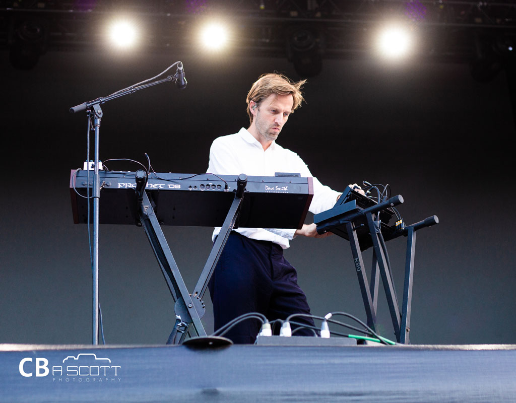 Cut Copy - Falls Festival @ Byron Bay, 31.12.2018