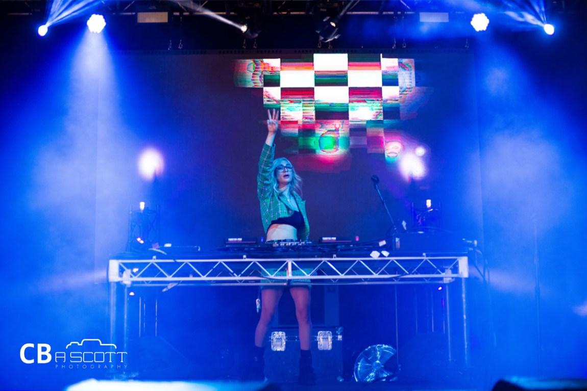 DJ Denim - Falls Festival @ Byron Bay, 31.12.2018