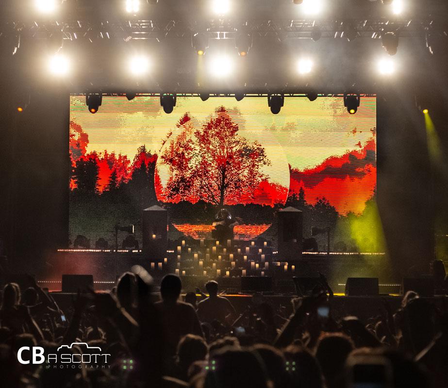 Golden Features - Falls Festival @ Byron Bay, 01.01.2019