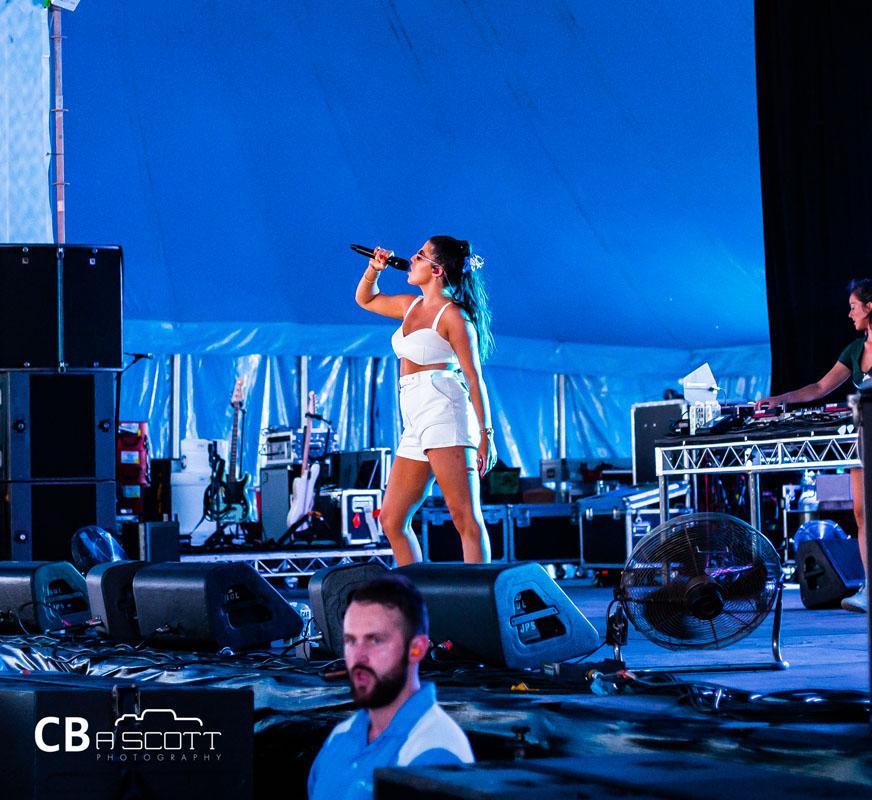Kota Banks - Falls Festival @ Byron Bay, 31.12.2018
