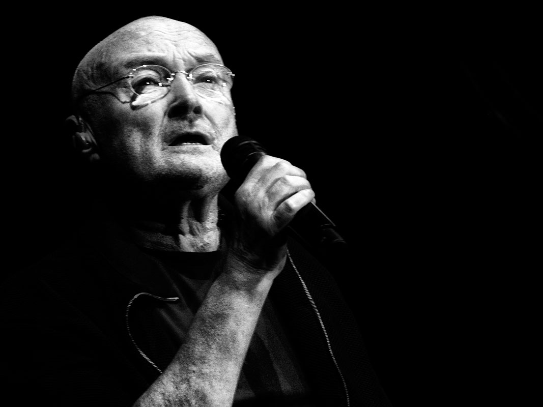 In Photos: Phil Collins @ Suncorp Stadium, 19.01.2019