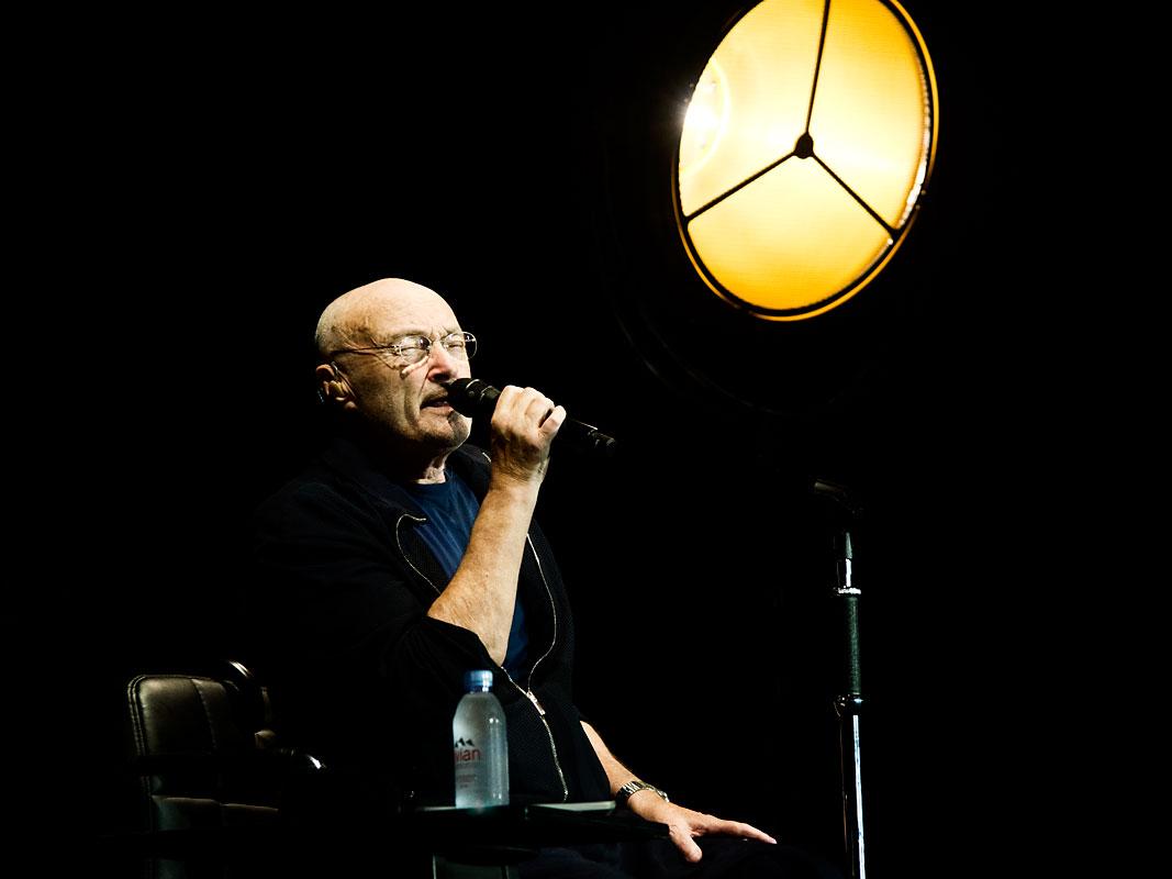 Phil Collins @ Suncorp Stadium, Saturday 19 January 2019