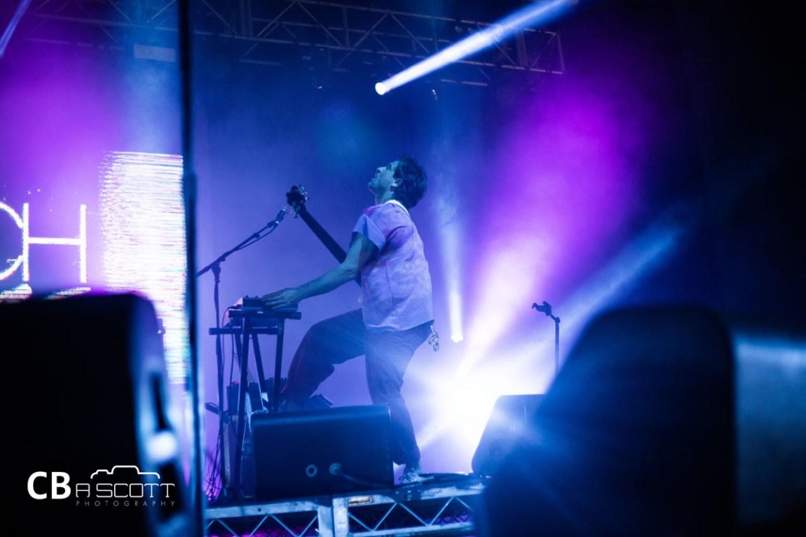 Touch Sensitive - Falls Festival @ Byron Bay, 01.01.2019