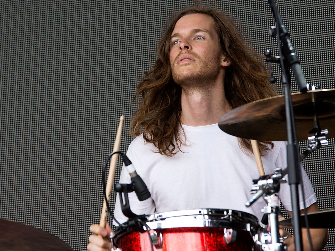 Charlie Collins @ Laneway Festival, RNA Showgrounds, Saturday 2 February 2019
