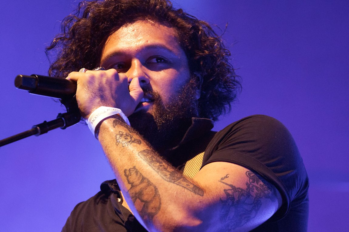 Gang Of Youths @ Laneway Festival, RNA Showgrounds, Brisbane, Saturday 2 February 2019