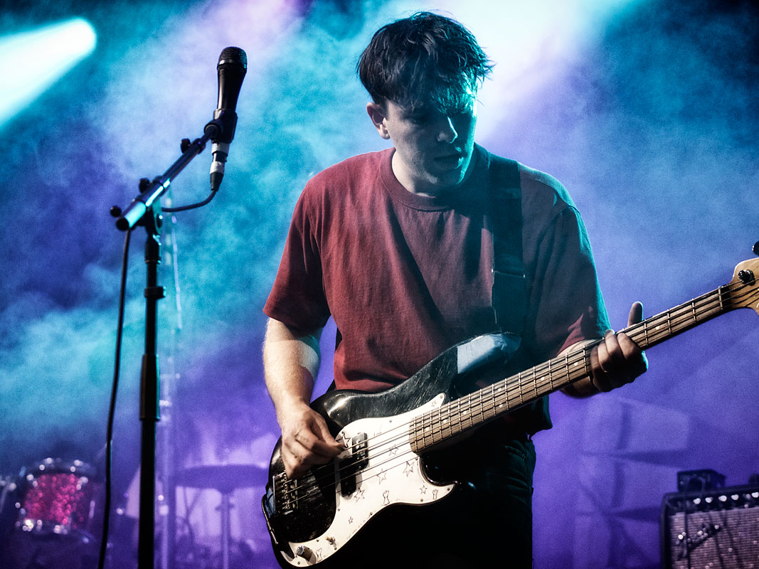 Middle Kids @ Laneway Festival, RNA Showgrounds, Saturday 2 February 2019