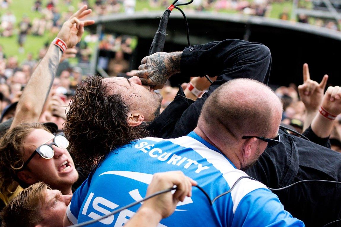 Fever 333 @ Download Festival, Parramatta Park, Saturday 9 March 2019