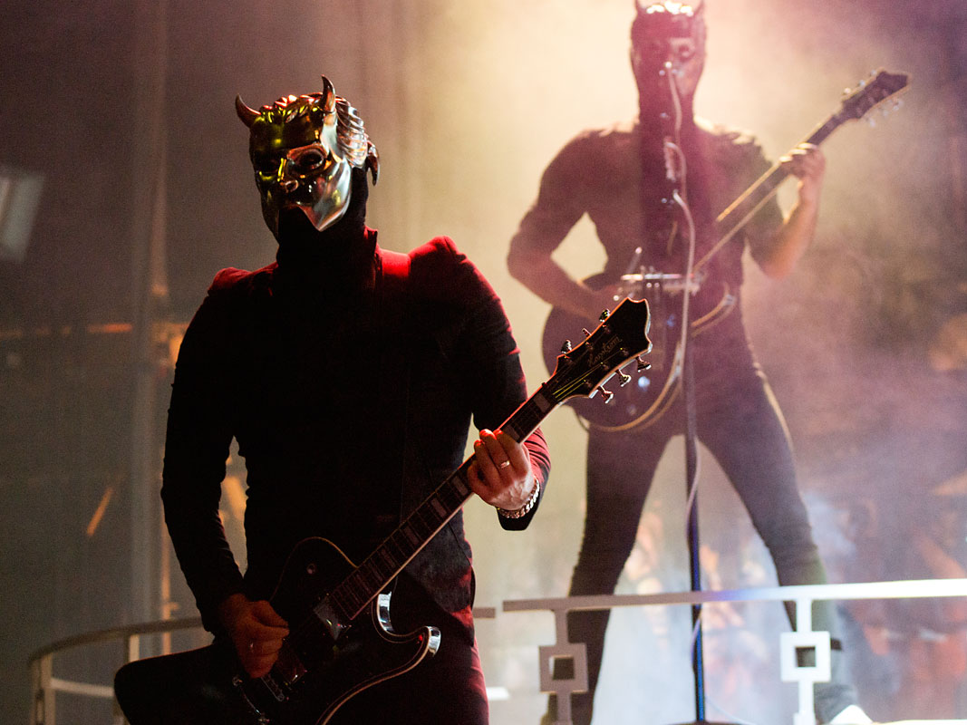 Ghost @ Download Festival, Parramatta Park, Saturday 9 March 2019