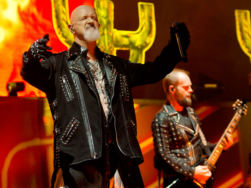 Judas Priest @ Download Festival, Parramatta Park, Saturday 9 March 2019