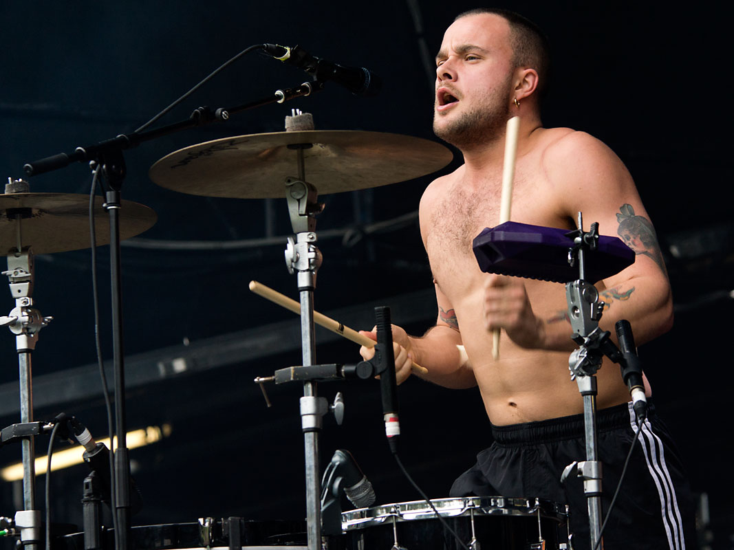 Slaves @ Download Festival, Parramatta Park, Saturday 9 March 2019