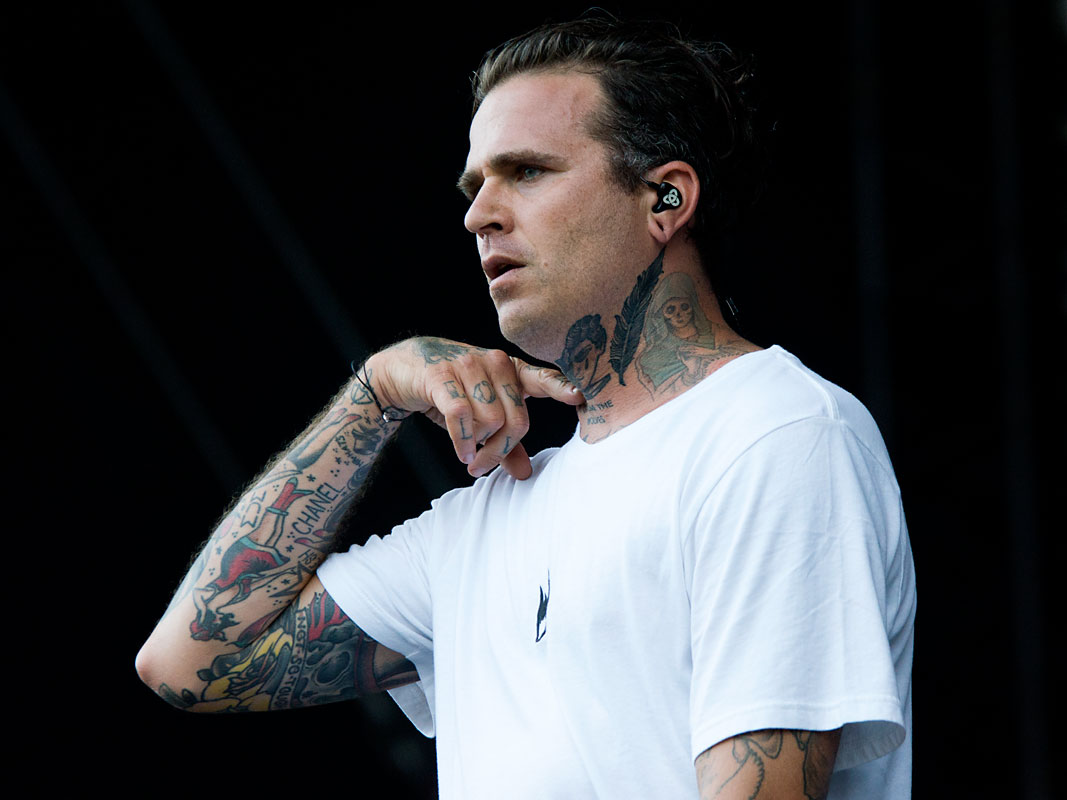 The Amity Affliction @ Download Festival, Parramatta Park, Saturday 9 March 2019