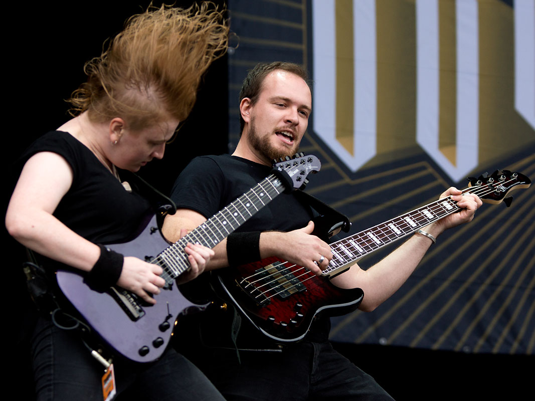 Voyager @ Download Festival, Parramatta Park, Saturday 9 March 2019
