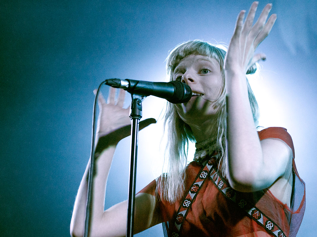 Aurora @ Triffid, Monday 6 May 2019