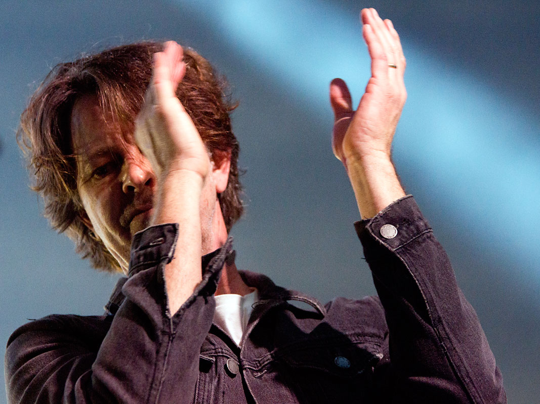 Bernard Fanning performs with DZ Deathrays @ Fortitude Music Hall, Friday 26 July 2019