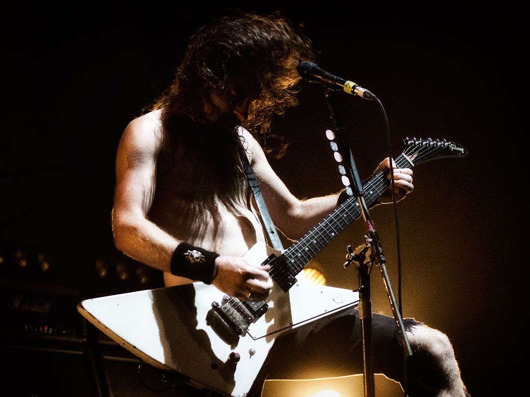 Airbourne @ Brisbane Entertainment Centre, Tuesday 18 February 2020