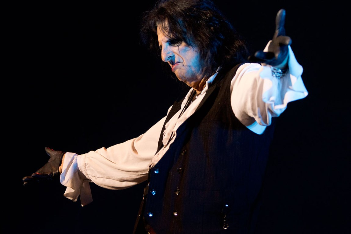 Alice Cooper @ Brisbane Entertainment Centre, Tuesday 18 February 2020