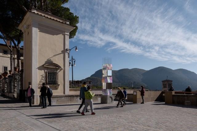 Opera di Alberonero a Rieti
