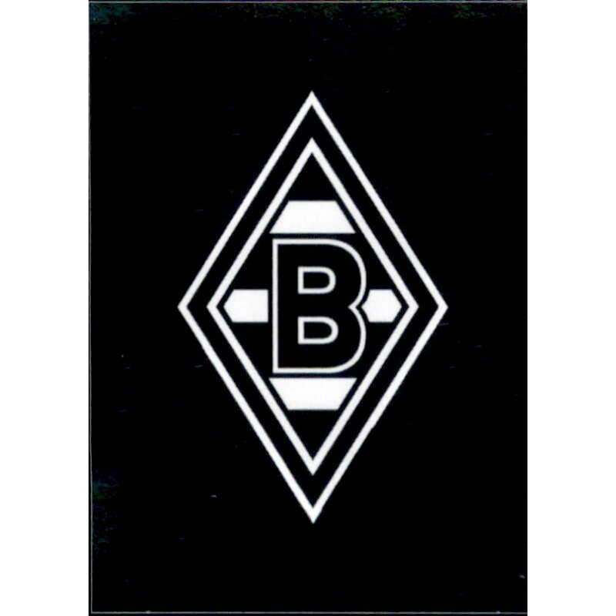 topps bundesliga 2018 2019 sticker 184 logo borussia monchengladbach