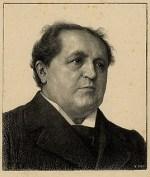 Portrait of Abraham Kuyper by Jan Veth (1900).